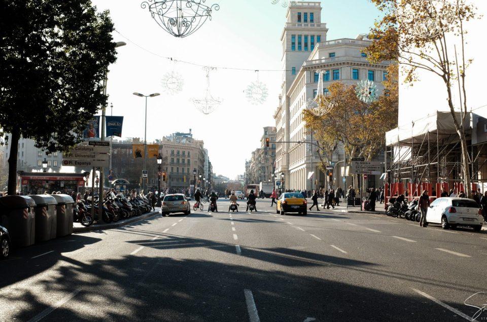 Best Street photography cities - Barcelona
