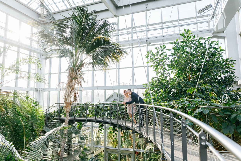 Hochzeitsshooting in den GrusonGewchshusern Magdeburg  Stefan Deutsch  Fotograf fr