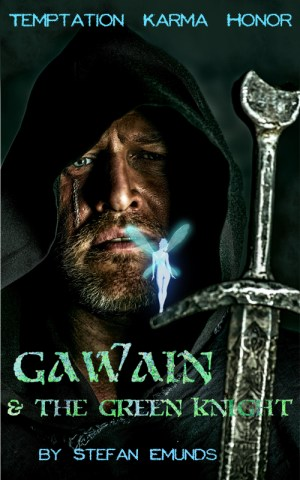 Gawain And The Green Knight Cover Stefan Emunds