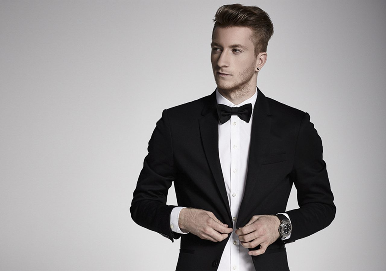 Stefan Grey Photography  Marco Reus  Fashion