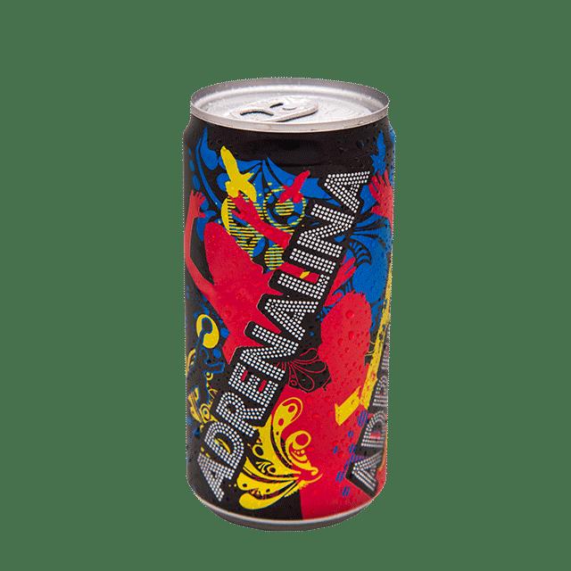 Adrenalina kanaçe 0.25L