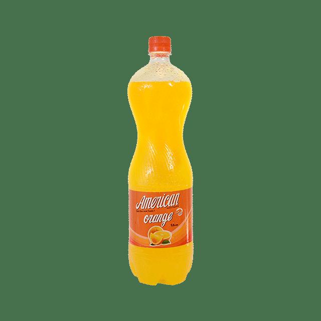 American Orange pet 1.5L