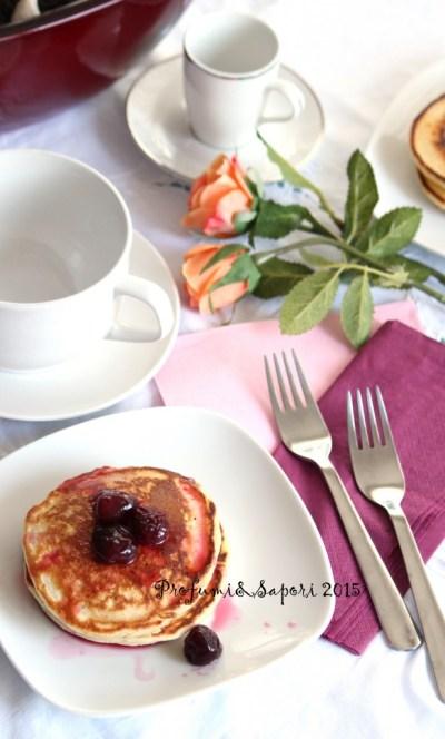 Pancake allo yogurt 03