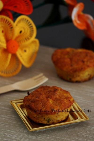 Muffin zucca speck e rosmarino 01