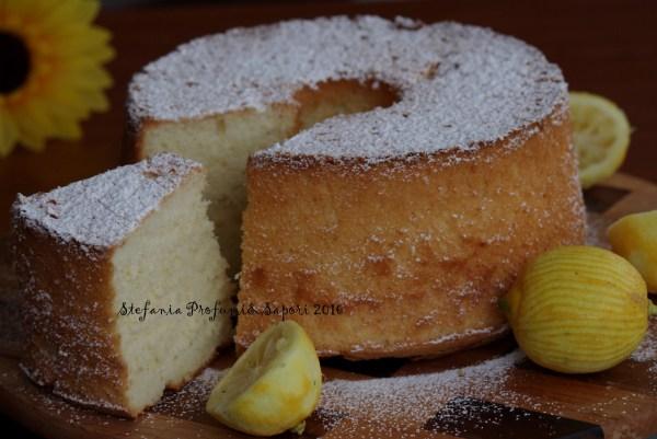 Chiffon cake al limone 03