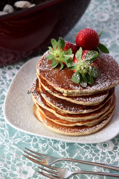 Pancake integrali senza lattosio 02