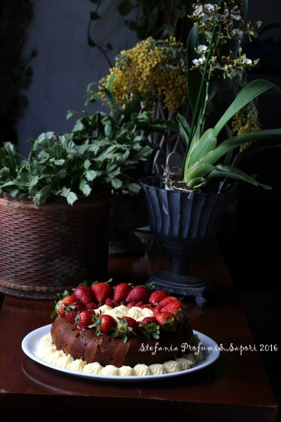 Savarin alle fragole