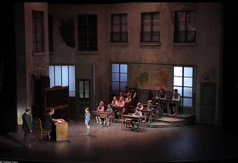 Les Choristes - Salle de classe