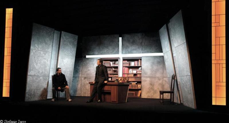 L'Affrontement - Théâtre Rive Gauche
