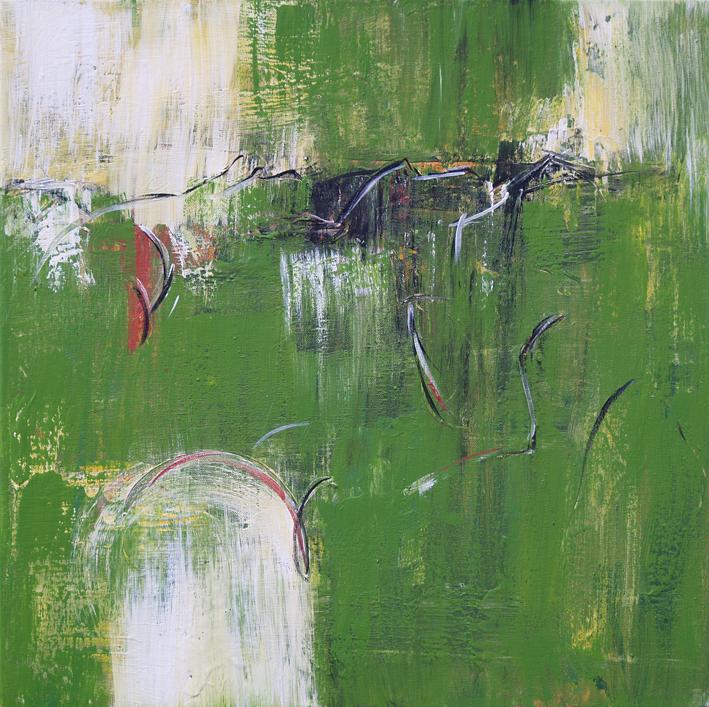 Expressionismus, Malerei, Stefanie Rogge