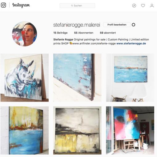 Instagram Stefanie Rogge