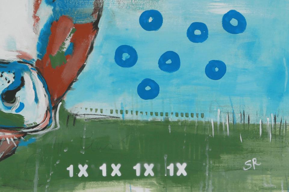 Detail Kuh 1 X