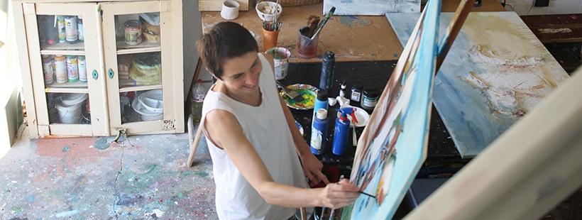 Malerei Stefanie Rogge