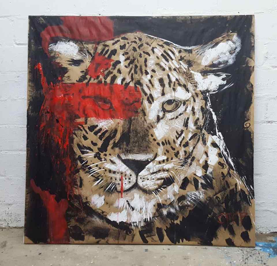 Leopard, Kunst