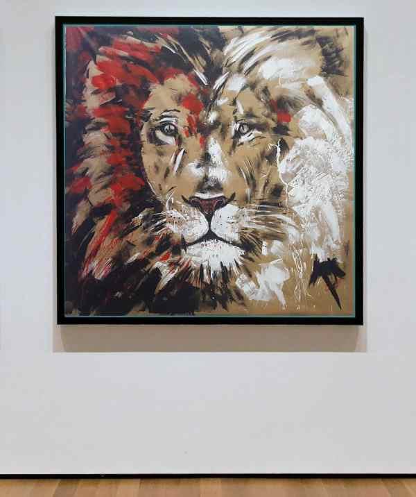 Löwe, epressiv