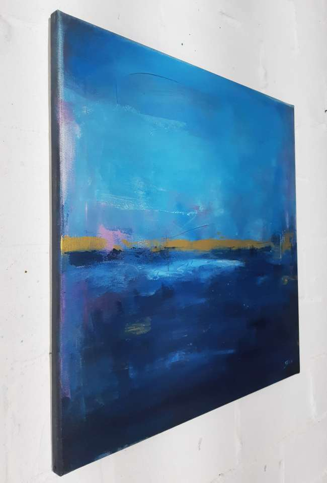 Malerei abstrakt Stefanie Rogge