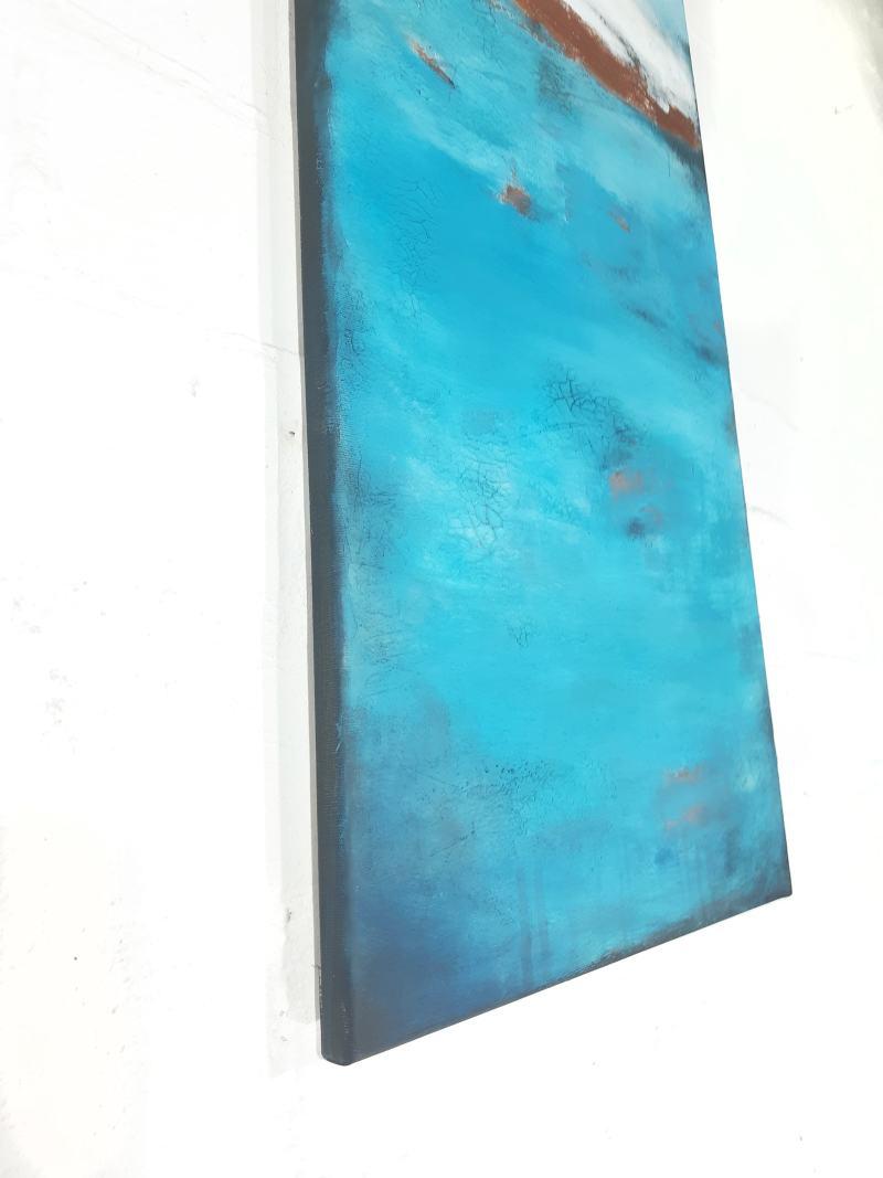Abstraktes Bild Struktur