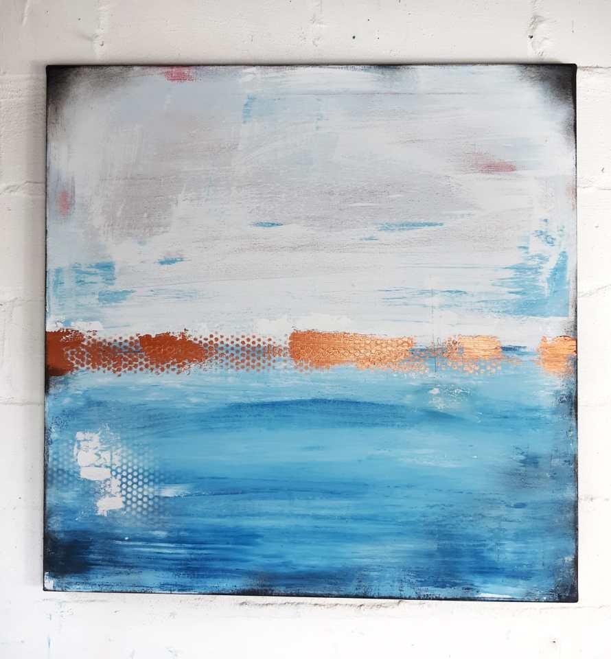 Küstenlicht von Stefanie Rogge