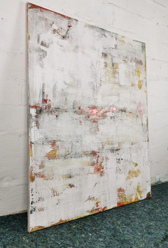 Gemälde Weiß