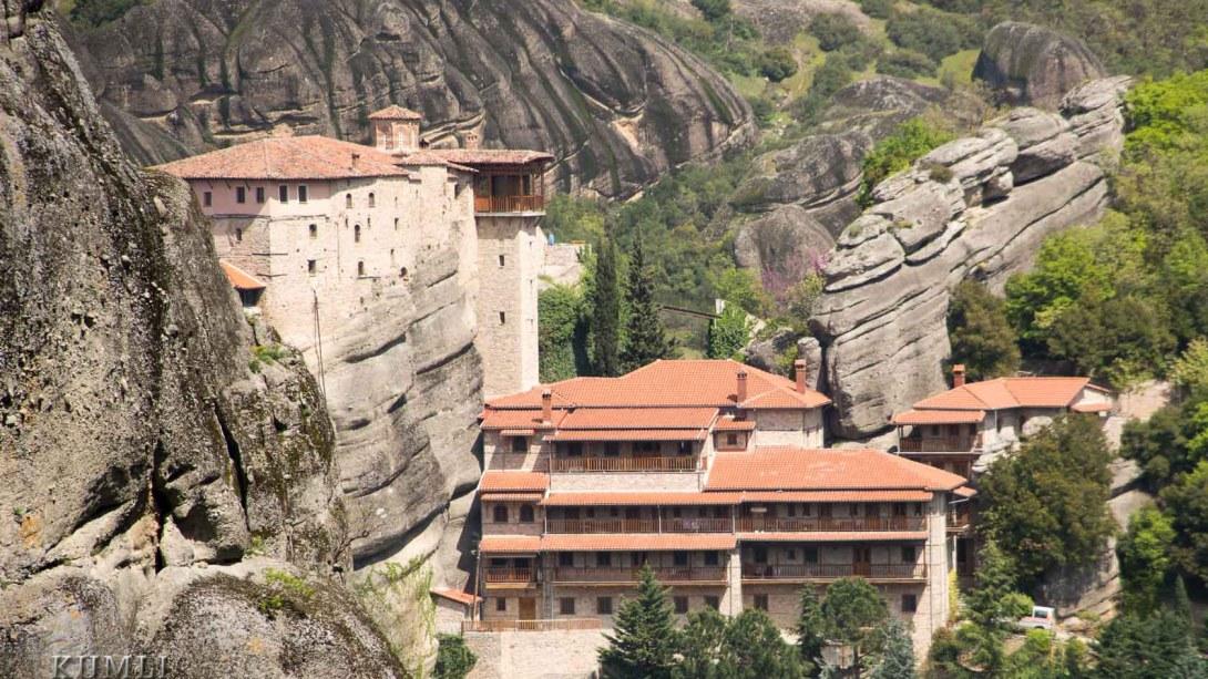 Rosánou-Kloster in Meteora