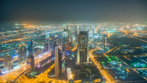 Dubai-City by Night
