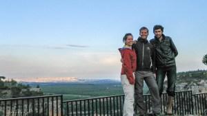 Chrigi, Stefan, Sinan über dem Gülven Canyon