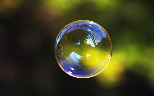 Do You Live Your Life in a Bubble or in Reality?