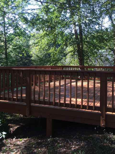 Deck Refinishing by Stefan Morikawa, LLC