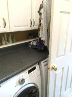 Laundry Room Rennovation, Blacksburg, VA - before