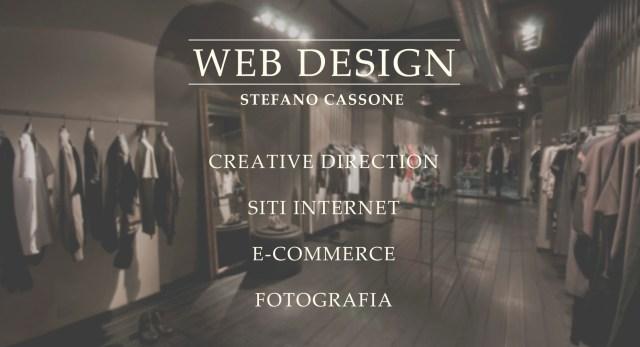 Web Design - Stefano Cassone