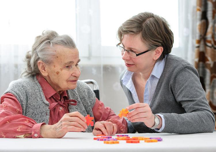 demenza e terapie non farmacologiche