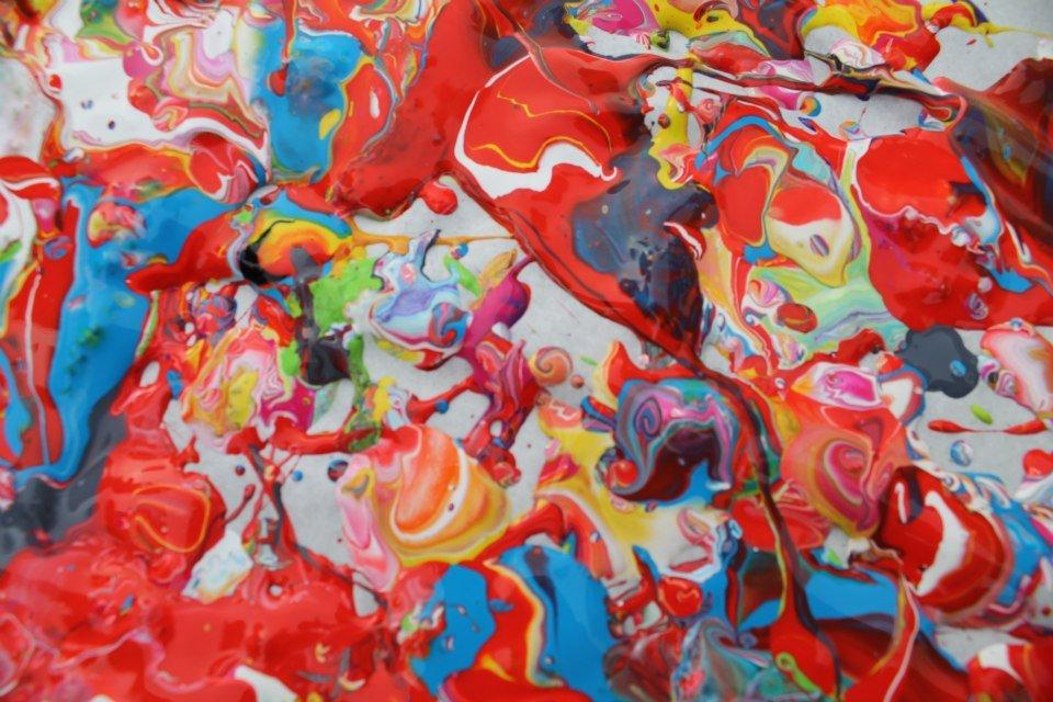 cervello irrazionale colori