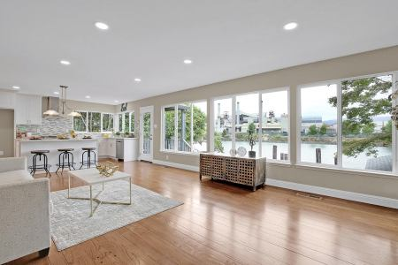 Gorgeous Renovated Waterfront Alameda Home