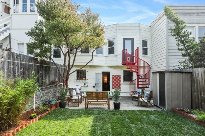 Charming Mission Home with Large Level Yard