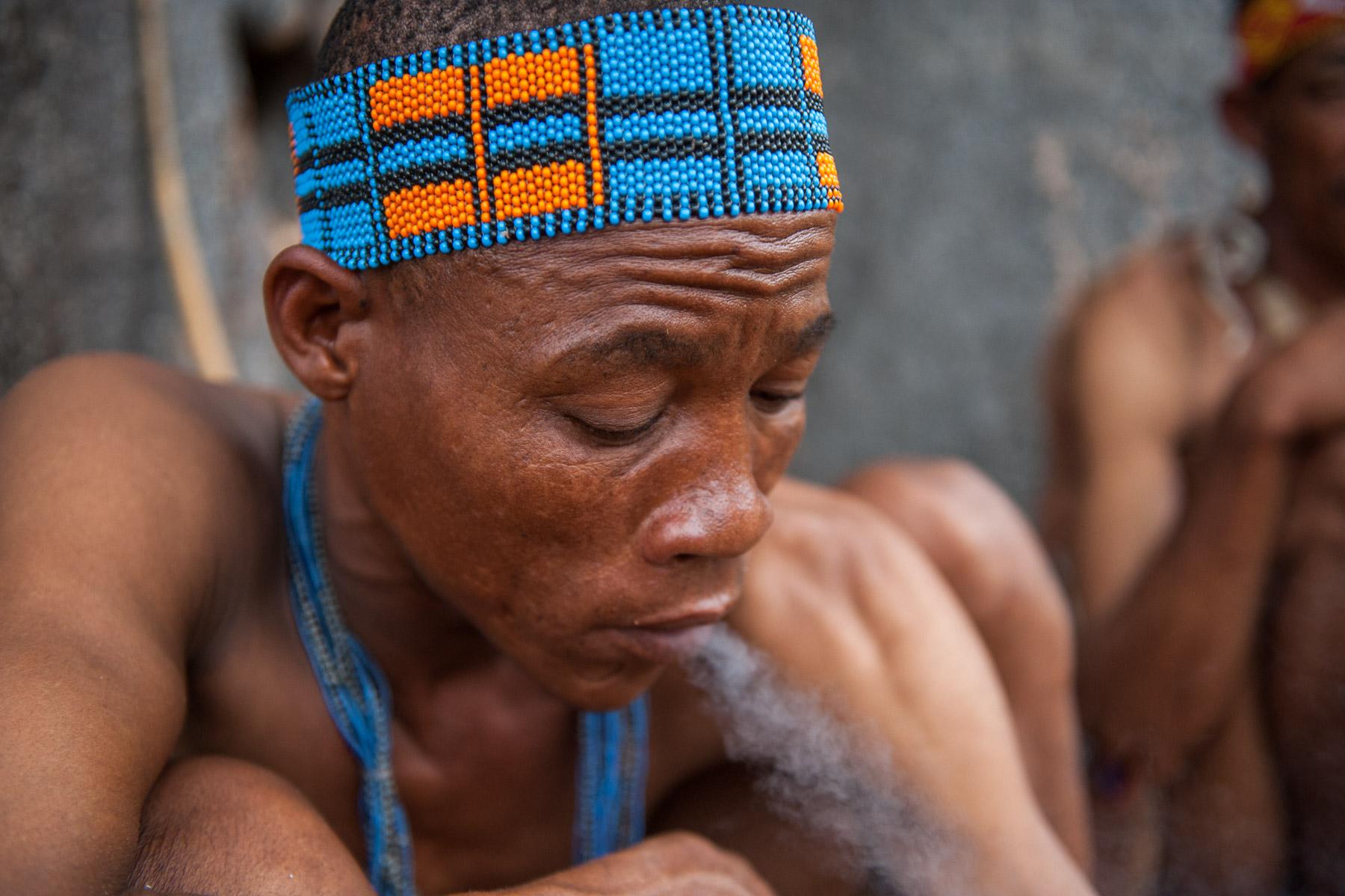 Kalahari Bushmen
