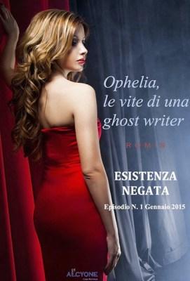 Copertina del primo volume della saga di Ophelia