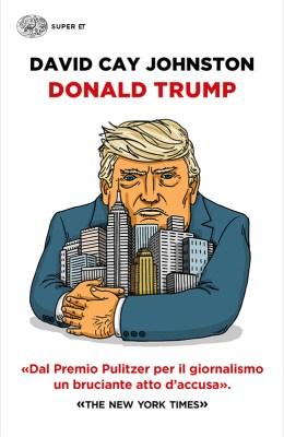 """La copertina italiana di """"Donald Trump"""""""