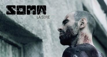 """Locandina della serie TV """"Soma"""""""
