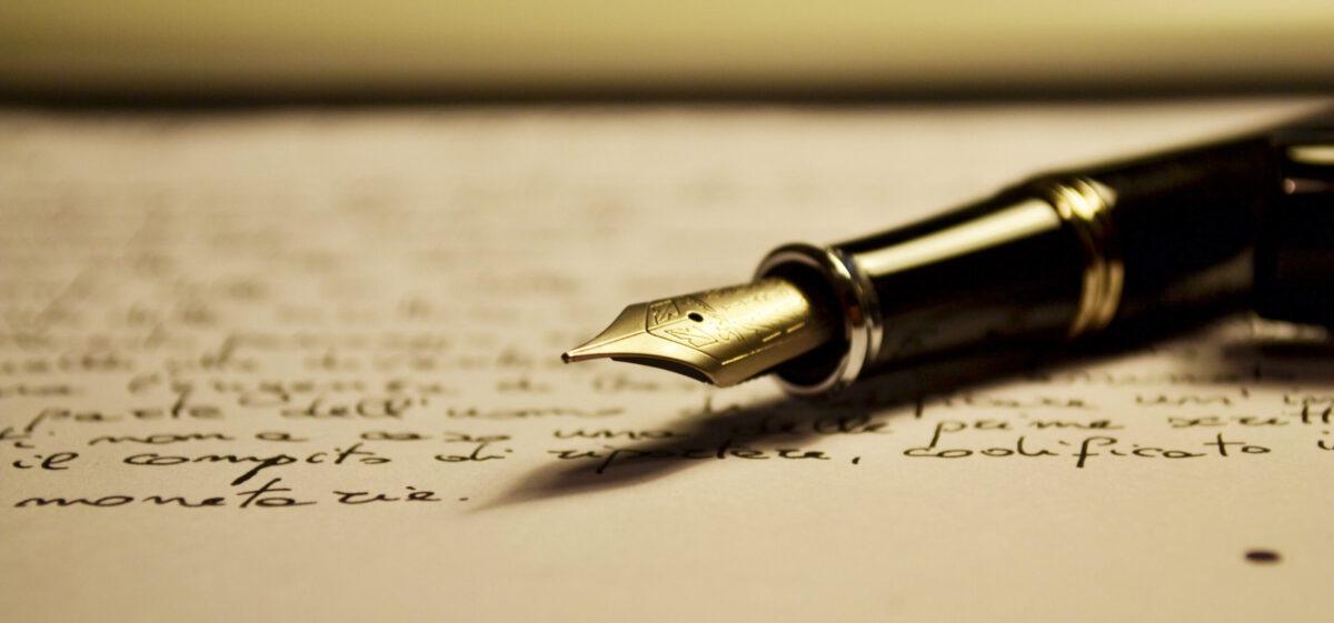 Corsi di scrittura