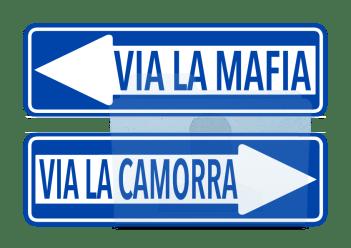 Via la Mafia, Via la Camorra dalla nostra comunità