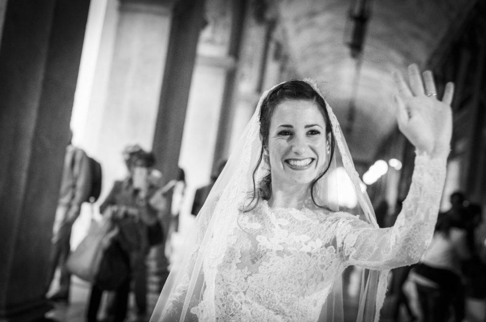 Il bon ton della sposa: tutto (o quasi) quello che devi sapere