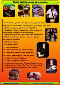 Percussioni Stefano Rossini