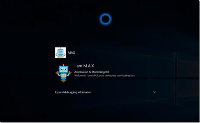 Azure Bot Service – MAX Automation and Monitoring Bot