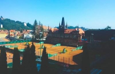 Clubul de tenis Olimpia, Brașov