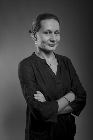 Porträttfoto av Erika Wilson Eklund
