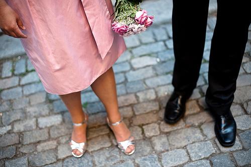 bröllopsfotografering som bröllopsgåva