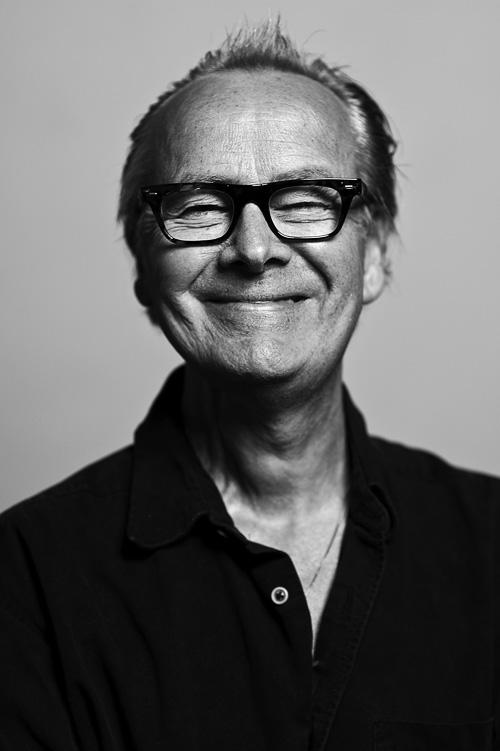 Tor Svae, konstnär och vinnare av Svenska Barnboksakademins Eldsjälspris 2014. Fotograf Stefan Tell