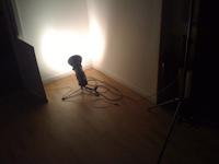 vit-vagg-horn-som-bookend-studiofotografering