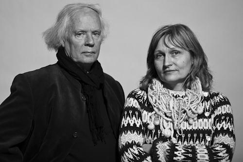 Ulf Stark & Anna Höglund, pressbild. Fotograf Stefan Tell