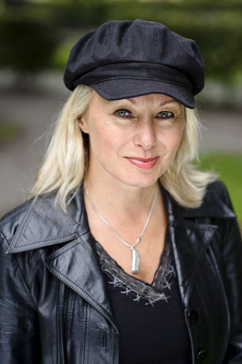Louise Hoffsten. Fotograf Stefan Tell